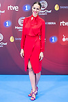 Eva Gonzalez attends to presentation of 'Master Chef Celebrity' during FestVal in Vitoria, Spain. September 06, 2018. (ALTERPHOTOS/Borja B.Hojas)