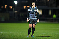 Scott Williams of Ospreys in action during the Guinness Pro 14 Round 7 match between Ospreys and Cheetahs at The Gnoll in Neath, Wales, UK. Saturday 30 November 2019