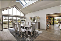 BNPS.co.uk (01202 558833)<br /> Pic: Strutt&amp;Parker/BNPS<br /> <br /> Worth a punt?<br /> <br /> This stunning house that was once home to a famous racehorse dynasty is a sure bet - if you can afford the &pound;1.7million price tag.<br /> <br /> Poplar House in Harewood, West Yorkshire, was home to the Dickinson family - horse trainers Tony, wife Monica and their son Michael - and saw many top-flight racehorses created at the stables next to their home.<br /> <br /> Since the Dickinsons left, the hugely successful training establishment has been converted into separate houses and parcelled up with their own land. <br /> <br /> The main house, which still has stables and a paddock with it for the keen equestrian, has also undergone a transformation and is now on the market with Strutt &amp; Parker.