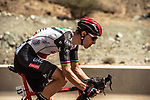 Rui Costa (POR) UAE Team Emirates in action during Stage 5 of the 2018 Tour of Oman running 152km from Sam'il to Jabal Al Akhdhar. 17th February 2018.<br /> Picture: ASO/Muscat Municipality/Kare Dehlie Thorstad | Cyclefile<br /> <br /> <br /> All photos usage must carry mandatory copyright credit (&copy; Cyclefile | ASO/Muscat Municipality/Kare Dehlie Thorstad)
