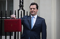 "20.03.2013 - ""Budget Day"" 2013"