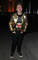 John Galea at the Wolfie Ciny x I Saw It First Christmas 2017 Collection launch party, Tape London, Hanover Square, London, England, UK, on Wednesday 08 November 2017.<br /> CAP/CAN<br /> &copy;CAN/Capital Pictures