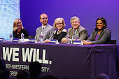 "Images from Northwestern University ""We Will"" campaign event at the New York Historical Society, Oct. 1, 2015. Photo by Jason Smith"