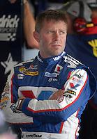 May 4, 2007; Richmond, VA, USA; Nascar Nextel Cup Series driver Scott Riggs (10) during practice for the Jim Stewart 400 at Richmond International Raceway. Mandatory Credit: Mark J. Rebilas