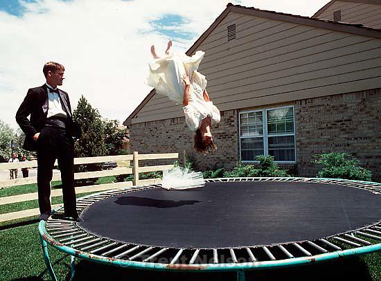 Trent and Laura Nelson at Trent and Laura Nelson's wedding. &amp;#xA;<br />