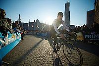 Ronde van Vlaanderen 2013..Heinrich Haussler (AUS) signed in