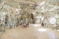 Giardino dei Tarocchi realizzato dall'artista franco statunitense Niki De Saint Phalle 26, 2017, in Capalbio, Italy. (Photo by Adamo Di Loreto/BuenaVista*photo)