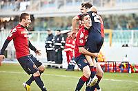 Pescara - Cagliari 0 - 2