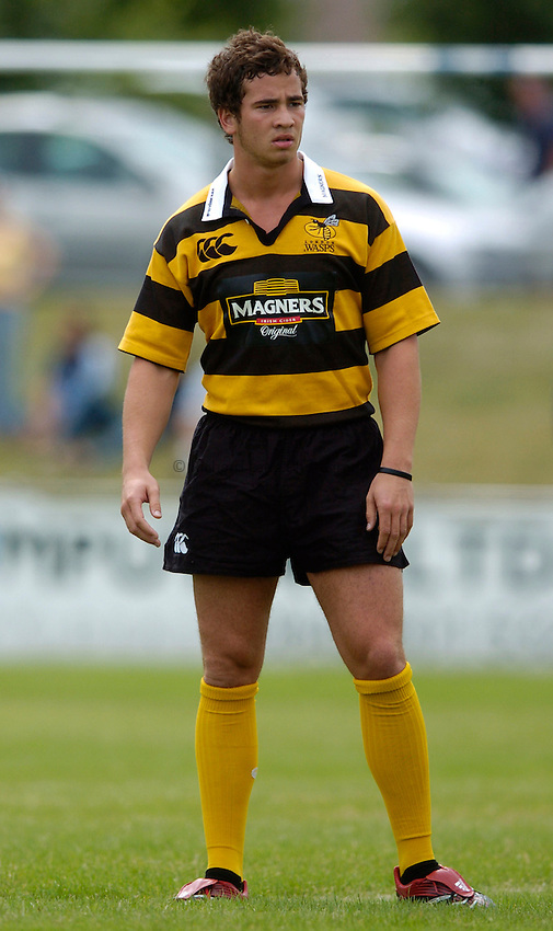 Photo: Richard Lane..Newbury v London Wasps. Pre Season Friendly. 05/08/2006. .Wasps' Danny Cipriani.