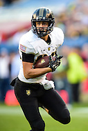 PHILADELPHIA, PA. - DEC 12 2015: Army Black Knights wide receiver Edgar Poe (82) in action during game against Navy at Lincoln Financial Field Philadelphia, PA. (Photo by Phil Peters/Media Images International)
