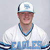 James Weisman of Rocky Point poses for a portrait during Newsday's varsity baseball season preview photo shoot at company headquarters on Saturday, March 18, 2017.