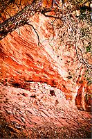 Juniper Ruin - Sedona, Arizona<br /> Ancient Sinaqua cultural site. <br /> © 2012 Cheyenne L Rouse/All rights reserved