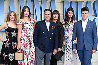 """Andy Garcia<br /> arriving for the """"Mama Mia! Here We Go Again"""" World premiere at the Eventim Apollo, Hammersmith, London<br /> <br /> ©Ash Knotek  D3415  16/07/2018"""