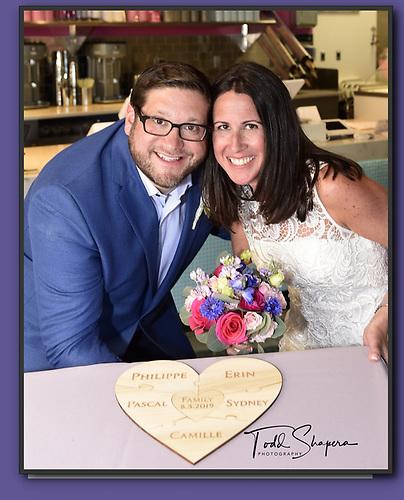 Erin and Phillipe's Family Wedding Celebration At <br /> Bona Bona, Portchester, New York
