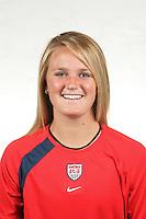 Caroline Lea, U.S. Under 20 Women's National Team Training Camp, Home Depot Center, Carson, CA. May 24, 2005