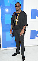 NEW YORK, NY - AUGUST 28  Sean Combs attend the 2016 MTV Video Music Awards at Madison Square Garden on August 28, 2016 in New York City Credit John Palmer / MediaPunch
