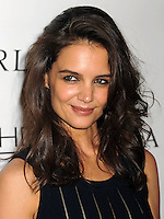 NEW YORK CITY, NY, USA - SEPTEMBER 16: Actress Katie Holmes arrives at the Dujour Magazine Fall Issue Celebration Featuring Katie Holmes held at Dream Downtown on September 16, 2014 in New York City, New York, United States. (Photo by Celebrity Monitor)