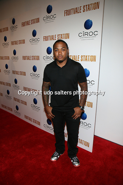 The Wire Actor Julito McCullum Attends The Weinstein Company Presents a Special Ccreening of FRUITVALE STATION Held at the MOMA, NY