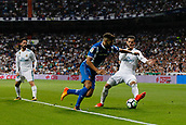 1st October 2017, Santiago Bernabeu, Madrid, Spain; La Liga football, Real Madrid versus Espanyol; Jose I Fernandez Iglesias (6) Real Madrid