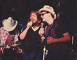 MARSHALL TUCKER BAND - DOUG GRAY, TOY CALDWELL PERFORMING WITH DAN AYKROYD at Avery Fisher Hall, NY Dec. 8 1980