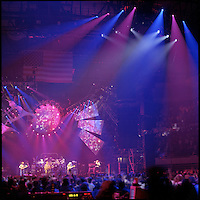 Estimated Prophet. The Grateful Dead live in concert at the Nassau Coliseum, Uniondale NY, 4 April 1993.