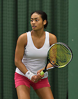 Rotterdam, The Netherlands, March 20, 2016,  TV Victoria, NOJK 14/18 years, Dainah Cameron (NED)<br /> Photo: Tennisimages/Henk Koster