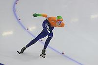 SCHAATSEN: HEERENVEEN: IJsstadion Thialf, 16-11-2012, Essent ISU World Cup, Season 2012-2013, Ladies 3000 meter Division A, Jorien ter Mors (NED), ©foto Martin de Jong
