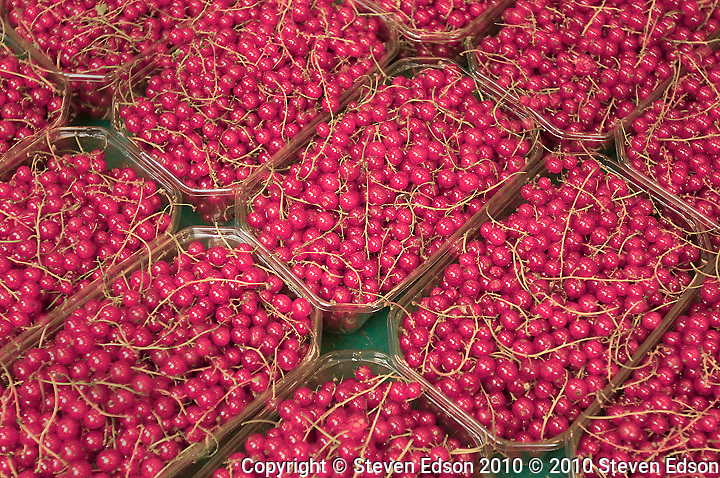 Red Berries found in street market