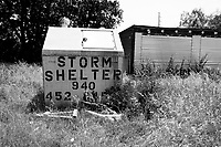 Tornado Storm Shelter in Mineral Wells, TX