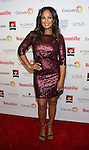 Laila Ali attends the 14th Annual Red Dress Awards presented by Woman's Day Magazine at Jazz at Lincoln Center Appel Room on February 7, 2017 in New York City.