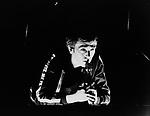 Peter Gabriel 1980<br /> &copy; Chris Walter