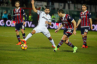 Tomas Rincon  during the  italian serie a soccer match,between Crotone and Juventus      at  the Scida   stadium in Crotone  Italy , February 08, 2017