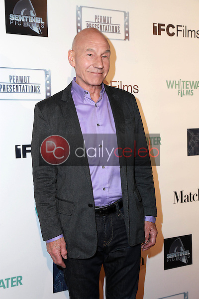 Patrick Stewart<br />