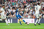 RCD Espanyol Didac Vila during La Liga match between Real Madrid and RCD Espanyol at Santiago Bernabeu Stadium in Madrid, Spain. September 22, 2018. (ALTERPHOTOS/Borja B.Hojas)