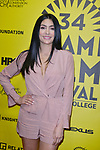 MIAMI BEACH, FL - MARCH 09: Actor Vanessa Lyon attends the Miami Dade College's: Miami Film Festival for 'Monday Nights At Seven' at O Cinema Miami Beach on March 9, 2017 in Miami, Florida. ( Photo by Johnny Louis / jlnphotography.com )