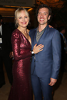 BEVERLY HILLS, CA - JANUARY 06: Malin Akerman, Jack Donnelly at the Amazon Prime Video's Golden Globe Awards After Party at The Beverly Hilton Hotel on January 6, 2019 in Beverly Hills, California. <br /> CAP/MPI/FS<br /> &copy;FS/MPI/Capital Pictures