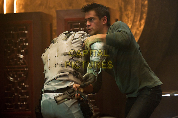 Colin Farrell .in Total Recall.*Filmstill - Editorial Use Only*.CAP/FB.Supplied by Capital Pictures.