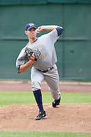 Evan Frederickson - 2010 Helena Brewers .Photo by:  Bill Mitchell/Four Seam Images..