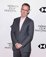 "NEW YORK CITY - APRIL 22: Geoff Daniels attends National Geographic's ""Into The Okavango"" Screening at Tribeca Film Festival at Tribeca Festival Hub on April 22, 2018 in New York City. (Photo by Anthony Behar/National Geographic/PictureGroup)"