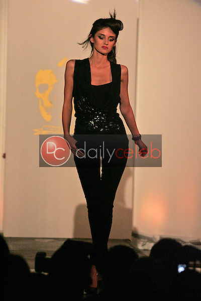 Caroline D'Amore<br />inside at the Los Angeles Runway Debut of Marceau. Boulevard3, Hollywood, CA. 03-29-07<br />Dave Edwards/DailyCeleb.com 818-249-4998