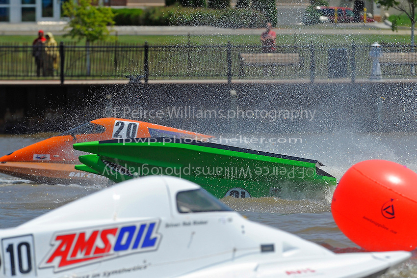 Frame 7: Jason Nelson, (#18) flips over in turn 2. (SST-45 class)