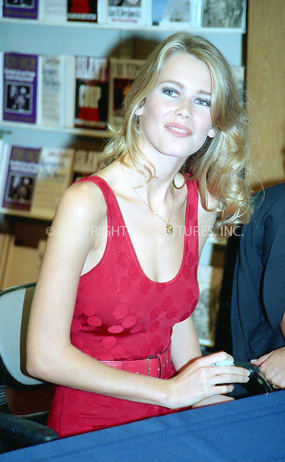 WWW.ACEPIXS.COM *** NO U.K. NEWSPAPERS SALES ***....NEW YORK, CIRCA 1995: CLAUDIA SCHIFFER....Please byline: R. BOCKLET-ACE PICTURES.   ..  ***  ..Ace Pictures, Inc:  ..contact: Alecsey Boldeskul (646) 267-6913 ..Philip Vaughan (646) 769-0430..e-mail: info@acepixs.com