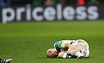 Scott Brown of Celtic during the Champions League match at Celtic Park, Glasgow. Picture Date: 23rd November 2016. Pic taken by Lynne Cameron/Sportimage