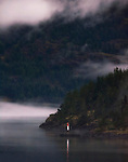 Inner Passage in the Mist