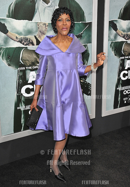 "Cicely Tyson at the Los Angeles premiere of ""Alex Cross"" at the Cinerama Dome, Hollywood..October 15, 2012  Los Angeles, CA.Picture: Paul Smith / Featureflash"