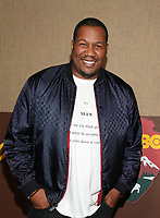 HOLLYWOOD, CA - OCTOBER 10: Travon Free, at The Los Angeles Premiere of HBO's Camping at Paramount Studios in Hollywood, California on October 10, 2018. Credit: Faye Sadou/MediaPunch