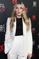 """LOS ANGELES - OCTOBER 26: Lily Rabe attends the red carpet event to celebrate 100 episodes of FX's """"American Horror Story"""" at Hollywood Forever Cemetery on October 26, 2019 in Los Angeles, California. (Photo by John Salangsang/FX/PictureGroup)"""