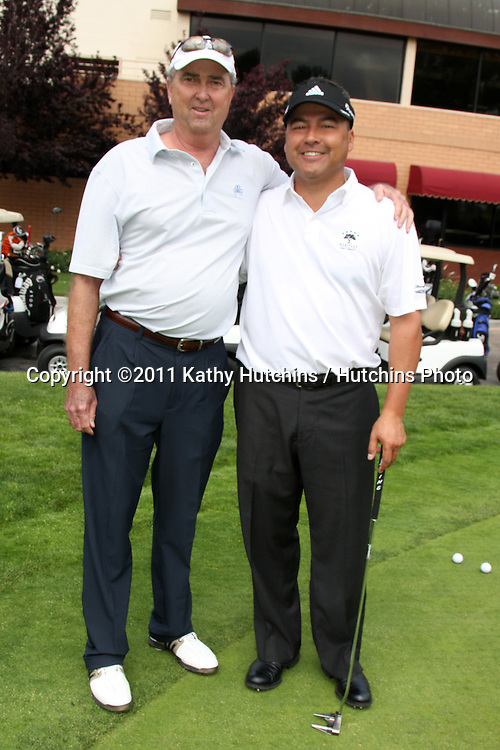 LOS ANGELES - APR 18:  Staff , Guest, participants at the 2011 Jack Wagner Golf Classic to benefit The Leukemia & Lymphoma Society at Valencia Country Club on April 18, 2011 in Valencia , CA..