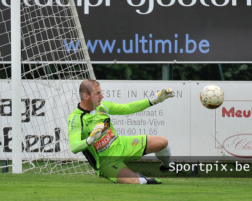 SC Wielsbeke : Jurgen Defever<br /> foto VDB / Bart Vandenbroucke