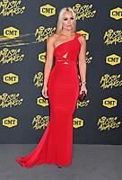 06 June 2018 - Nashville, Tennessee - Lindsey Vonn. 2018 CMT Music Awards held at Bridgestone Arena.  <br /> CAP/ADM/LF<br /> &copy;LF/ADM/Capital Pictures